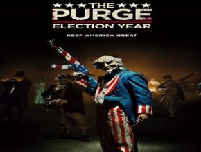 فيلم The Purge Election Year 2016 مترجم HDRip دي في دي